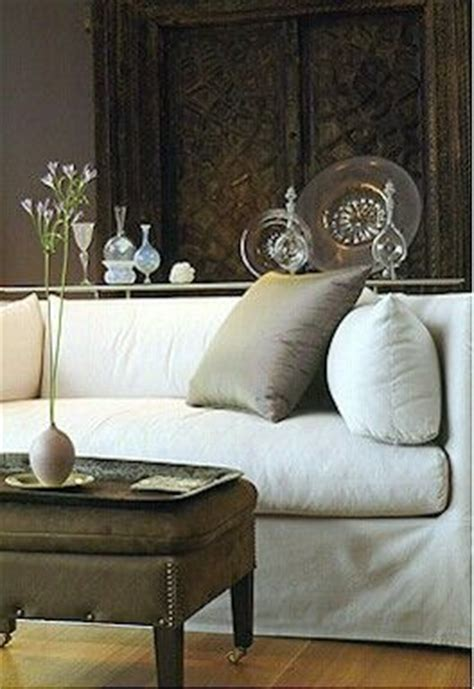 john saladino sofa john saladino i love the display on the sofa table