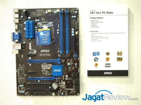 Motherboard Msi Z87 G41 Pc Mate computex 2013 booth raid msi motherboard part 2 jagat