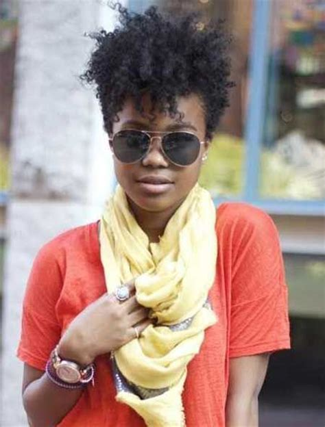 mini afro for women very short afro style my mad mood pinterest