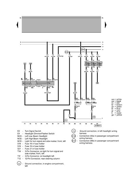 89 Toyota Fuse Box 89 Camry Light Wiring Diagram Get Free Image About