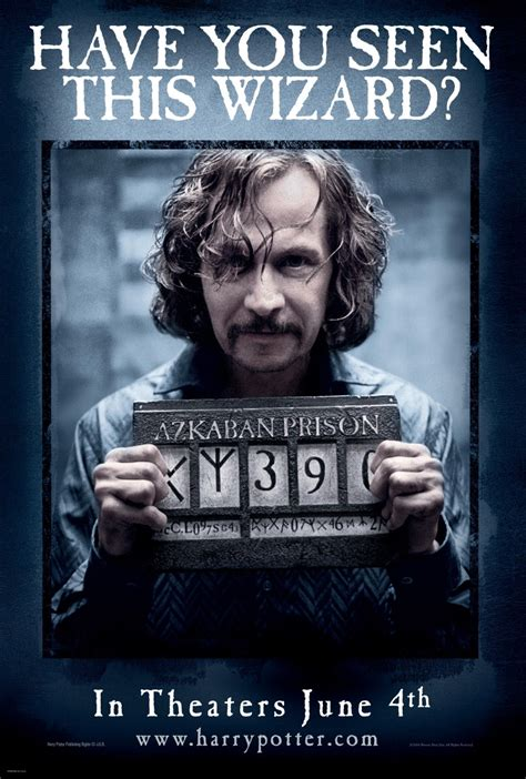Harry Potter Is Back sirius black character bomb