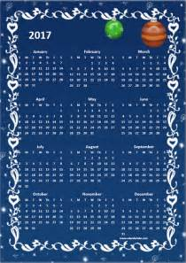 calendar design templates 2017 yearly calendar design template free printable