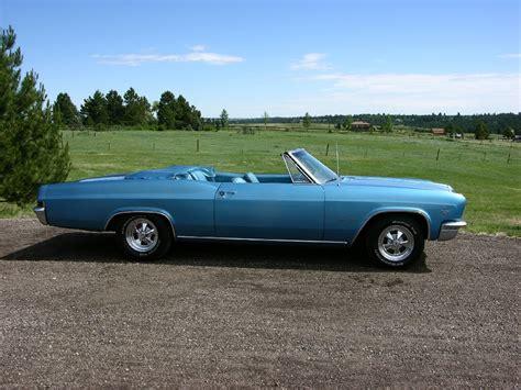 66 impala for sale 66 impala ss convertible