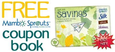 Sprouts Gift Card Survey - mambo sprouts free holiday 2015 coupon book