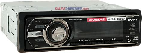 Sony Mex Dv1000 Audio Cd Mp3 Wma Dvd Player Mex Dv1000 From Sony Sony Mex Dv2200 Product Ratings And Reviews At Onlinecarstereo