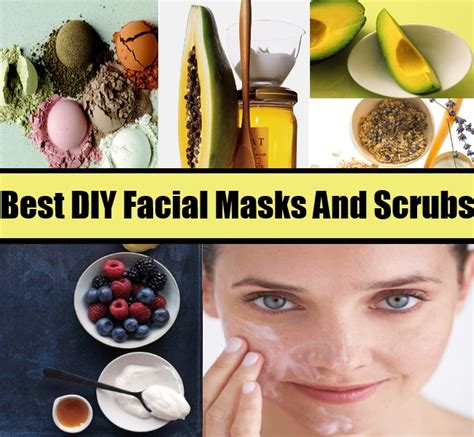 best diy masks the best diy masks and scrubs diy home things