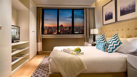 master bedroom apartment grand pujian residence shanghai photo gallery