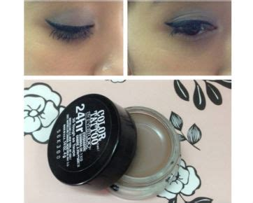 review maybelline tattoo eyeshadow indonesia product review eyestudio color tattoo eyeshadow creamy