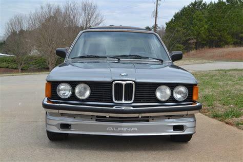 1979 bmw 320i value tuner tuesday 1982 bmw 320i alpina revisit german