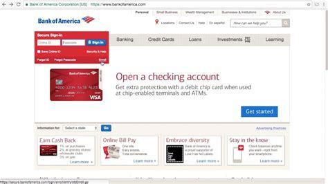 www bw bank onlinebanking bank of america banking login sign in nick