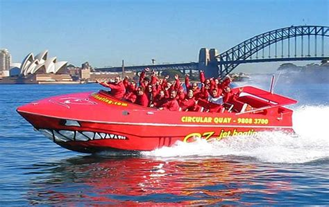 speed boats for sale sydney the best way to see sydney harbour with oz jet boating