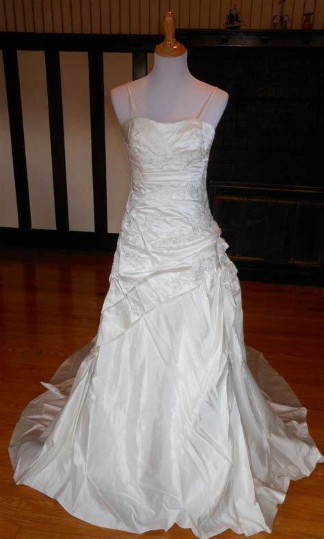 other sacha d1282 199 size 16 new un altered wedding dresses