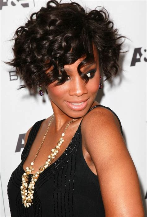 tree braids bob hairstyles anika noni rose hairstyle curled out bob hairstyle