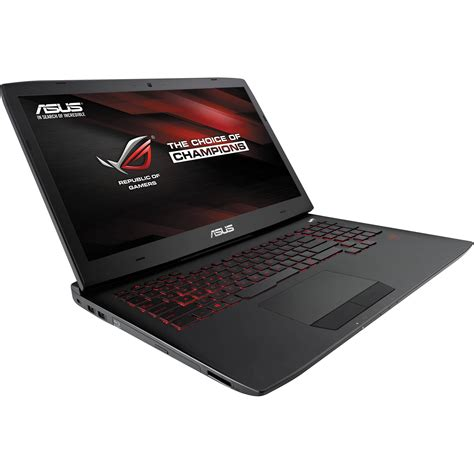Asus Rog G751jy 17 3 Gaming Laptop asus 17 3 quot republic of gamers g751jy wh71 g751jy wh71 wx