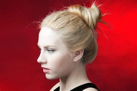 ordinary people hair cuts braided bun hairstyle extraordinary and ordinary