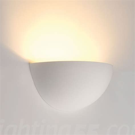 Plaster Wall Sconce gl 101 plaster wall sconce by slv lighting at lighting55
