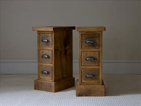 nightstands for small bedroom old and vintage pair of small bedside nightstand table