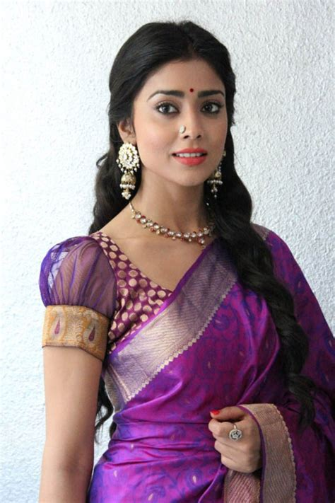shriya sareeblousefashioncom tamil blue film image new calendar template site