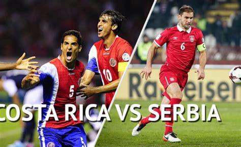 biletul zilei fotbal costa rica vs serbia pentru 17 06 2018