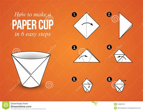 Steps To Make A Paper Easily - origami easy origami animal for of