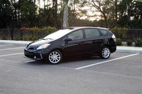 Toyota Prius V 2014 2014 Toyota Prius V Driven Picture 614311 Car Review