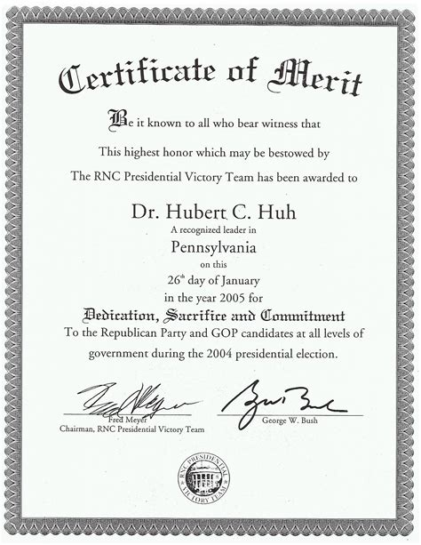 certificate of data template certificate of merit template templates data