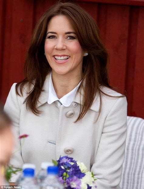 Hair Dryer On Crown Princess mauboy gets a visit from princess of denmark