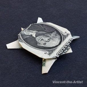 Dollar Origami Turtle - the world s catalog of ideas