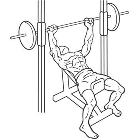 smith machine incline bench incline smith machine bench press gymwolf