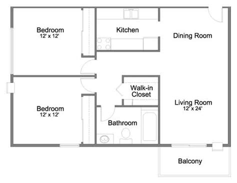 two bedroom addition floor plan floor plans brook apartments