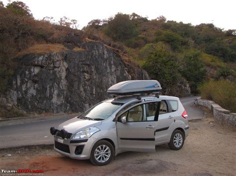Roof Rack Ertiga my maruti ertiga zdi 40 000 kms counting page