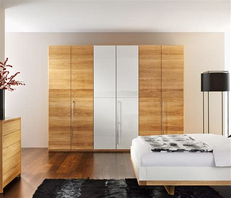 Modern Wardrobe Luxury Modern Solid Wood Wardrobes Lunetto Team 7