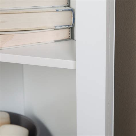 redford white corner bookcase redford white corner bookcase redford white corner
