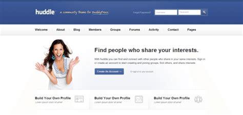 buddypress themes like facebook 10 th 232 mes buddypress pour cr 233 er votre r 233 seau social sur