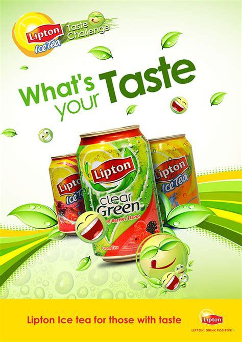 490132 green book sur les lipton ice tea on behance