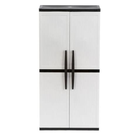 Plastic Storage Cabinets With Doors Plastic Storage Cabinet With Doors Storage Designs