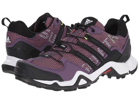 lyst adidas womens superstar  metal toe shoes  purple