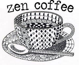 pattern drawing definition zen zentangle and coffee on pinterest