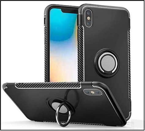 5 best iphone xs max ring holder multifunctional protective cases