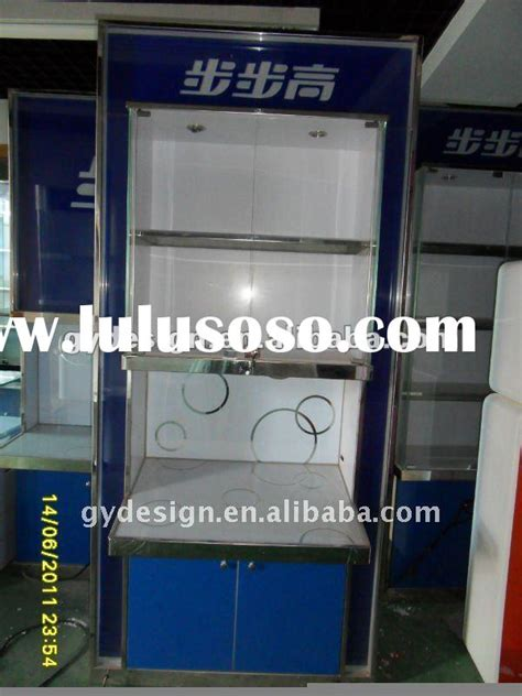 used lockable glass display cabinets glass display cabinets glass display cabinets