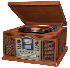 Crosley Record Player Review Crosley Director Cd Recorder With Cassette Player Cr2405h