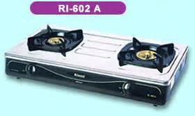 Kompor Gas Rinnai Type Ri 522s harga kompor gas rinnai 2009 kreditmart belanja tunai kredit terlengkap di indonesia