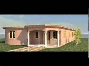 Contractor Trelawny Jamaica Modern 3d Design Blue Print House Plan Designs With Jamaican