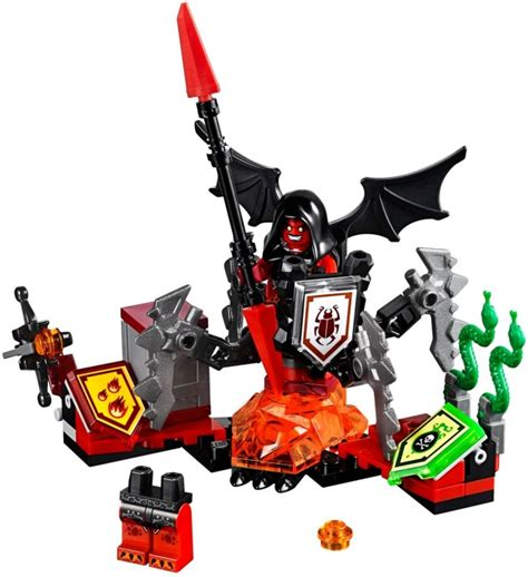 Best Quality Lego 70334 Nexo Knights Ultimate Beast Master nexo knights ultimate brickset lego set guide and database