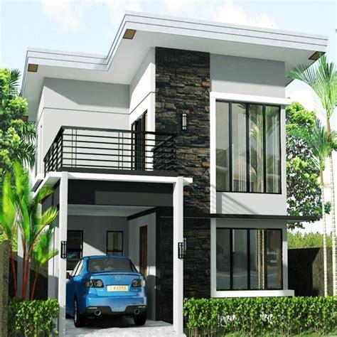 desain interior teras depan rumah desain teras depan rumah minimalis putih dua lantai