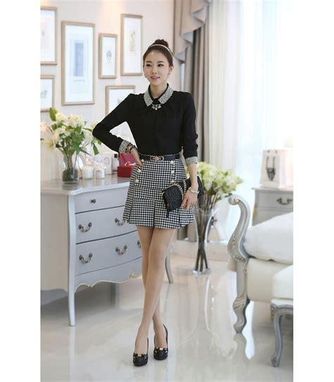 Kemeja Panjang Black List kemeja fashion bl2604 black tamochi