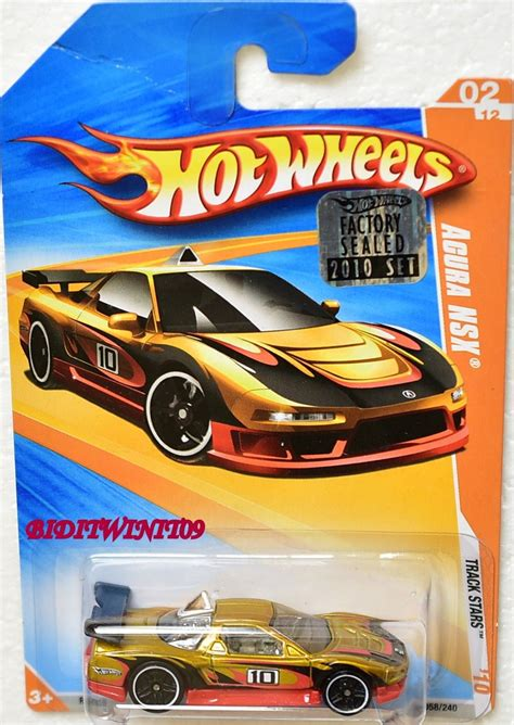 Hotwheels Basic Factory Sealed 2014 Corvette Stingray Us Card 1 wheels 2010 track acura nsx 02 12 gold factory sealed 0002845 16 69