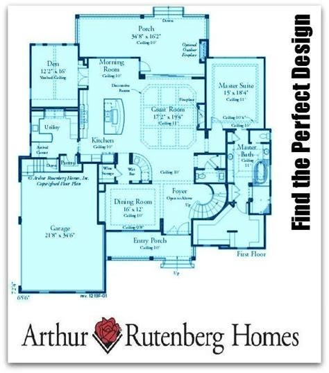 arthur rutenberg homes floor plans arthur rutenberg amelia floor plan thefloors co
