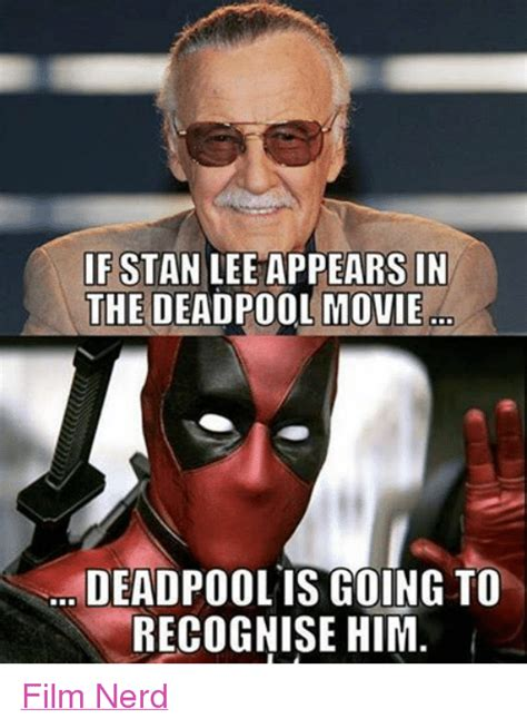 Stan Meme - funny deadpool and nerd memes of 2016 on sizzle