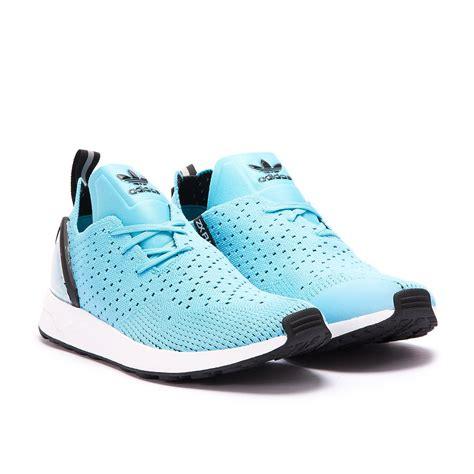 Adidas Zx Flux A adidas zx flux adv asymmetrical pk blue glow